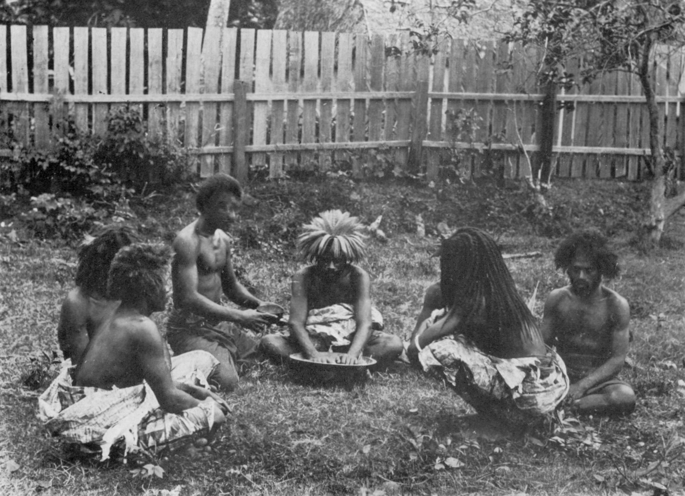 The Project Gutenberg eBook of The Fijians a Study of the Decay of ...