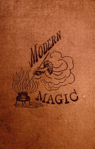 The project gutenberg ebook of modern magic by m schele de vere cover fandeluxe Image collections