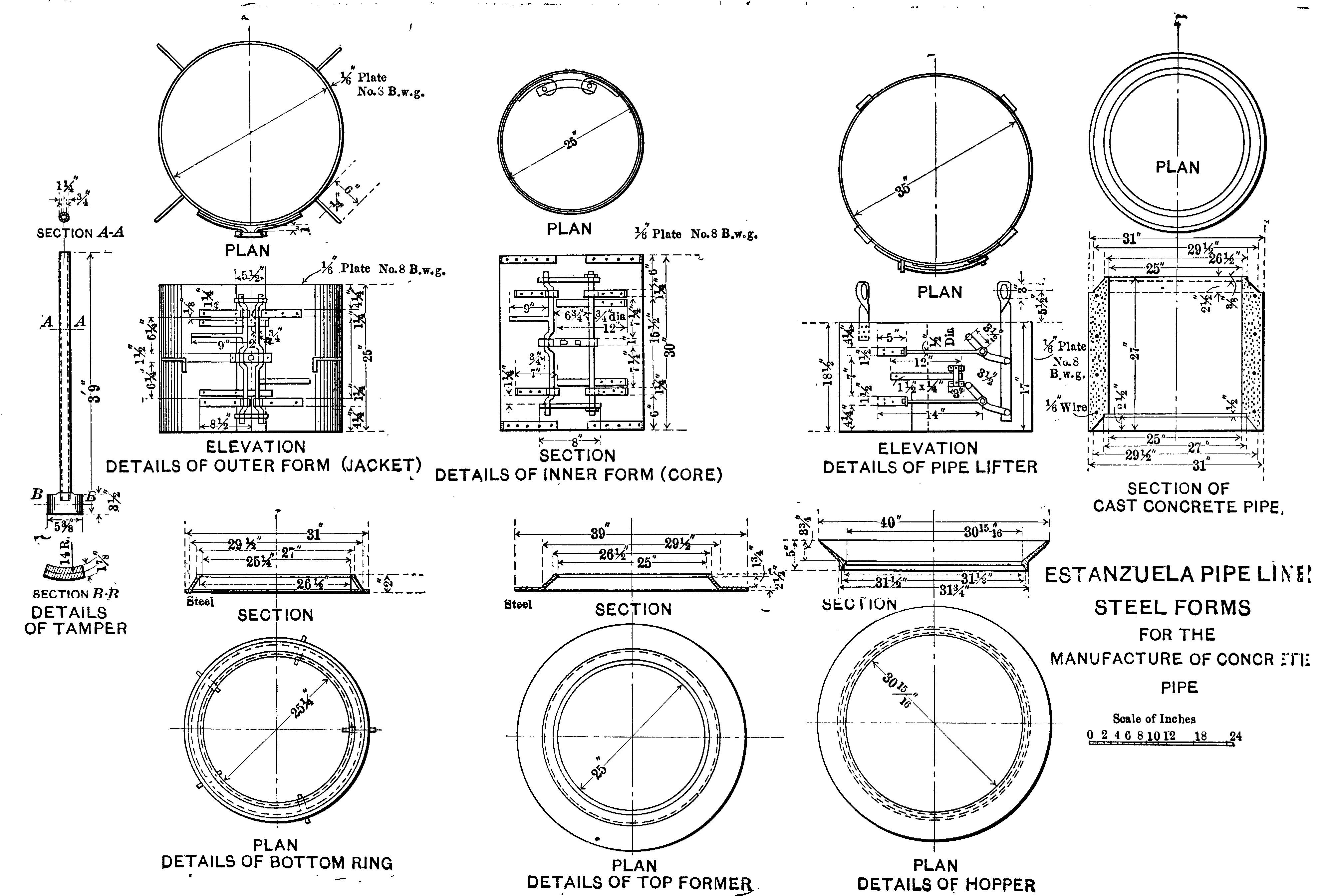 design of tube well pdf