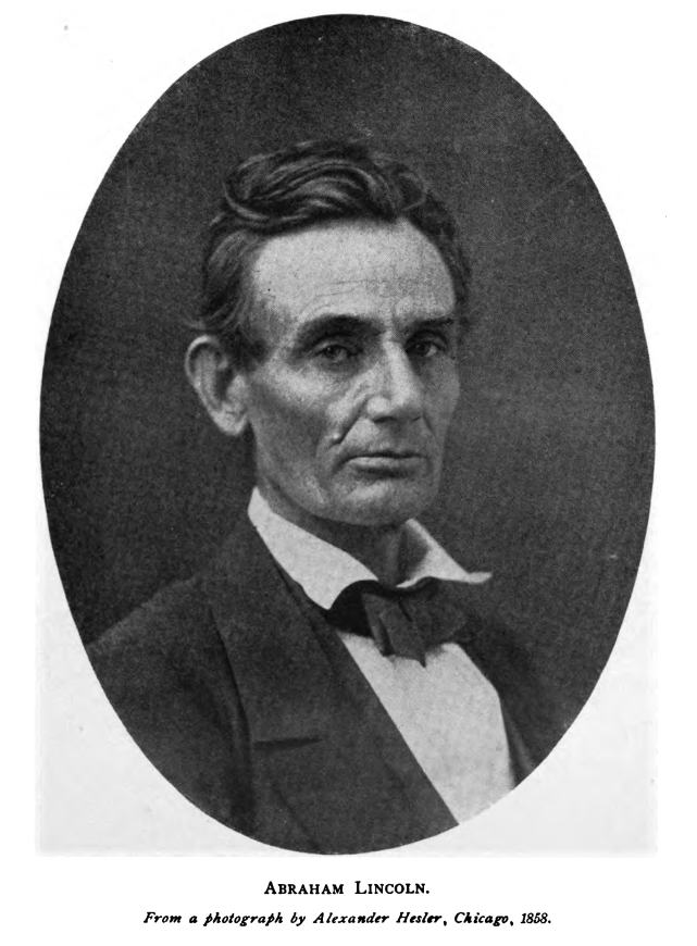 Abraham Lincoln By William H Herndon And Jesse W Weik