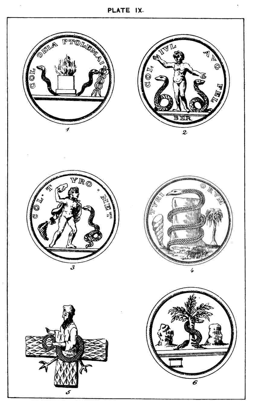 Ancient pagan and modern christian symbolism by thomas inman md biocorpaavc Choice Image