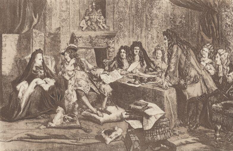 memoirs of louis xiv by the duke of saint simon