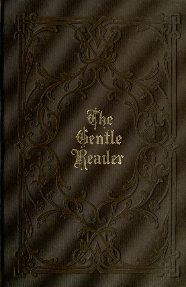 80595428d3f The Project Gutenberg eBook of The Gentle Reader