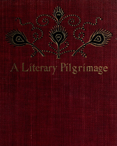 The Project Gutenberg Ebook Of A Literary Pilgrimage Among The