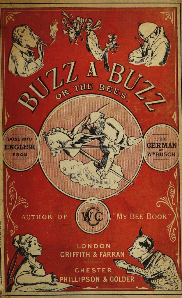The project gutenberg ebook of buzz a buzz by wilhelm busch project gutenberg ebook buzz a buzz produced by david edwards and the online distributed proofreading team at httppgdp this file was fandeluxe Image collections