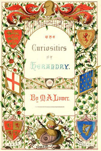 History /& Heraldry Signature Pen J I Names