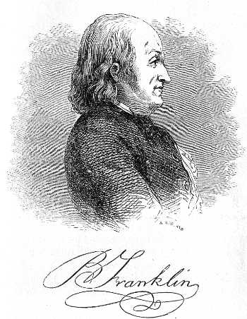 The project gutenberg ebook of harpers new monthly magazine benjamin franklin and signature fandeluxe Choice Image
