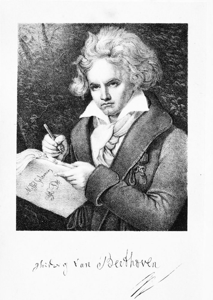 Accommodating learning style characteristics of beethoven