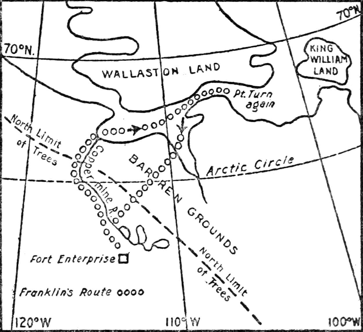 The project gutenberg ebook of true tales of arctic heroism in the barren grounds of northwestern canada fandeluxe Gallery