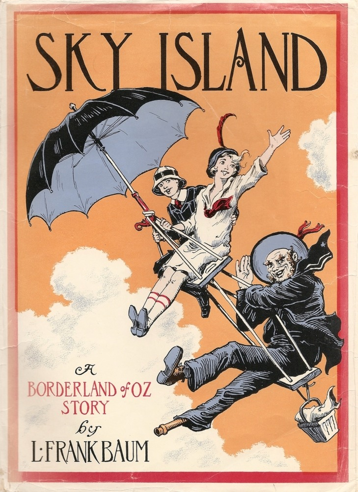 The project gutenberg ebook of sky island by frank baum image of the books cover fandeluxe Gallery