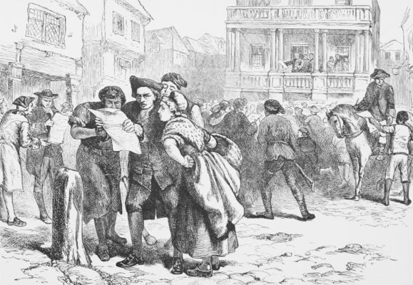 READING THE STAMP ACT