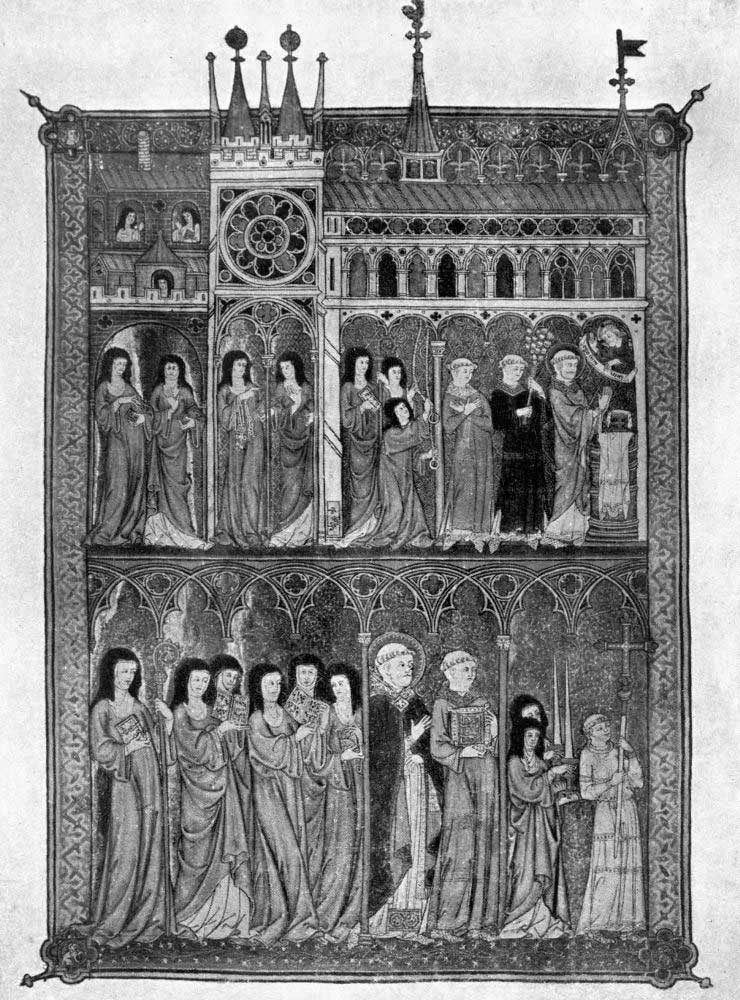 Medieval Convent Drama | University of Fribourg | Exploring the ...