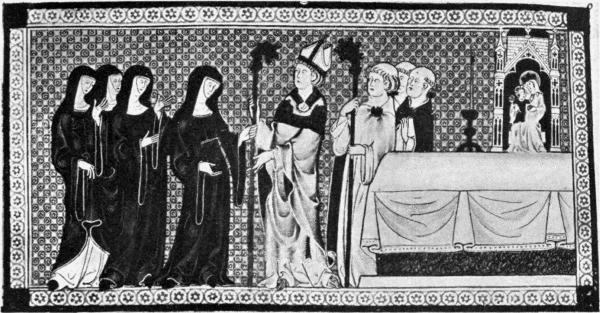 Me val English Nunneries by Eileen Power—A Project