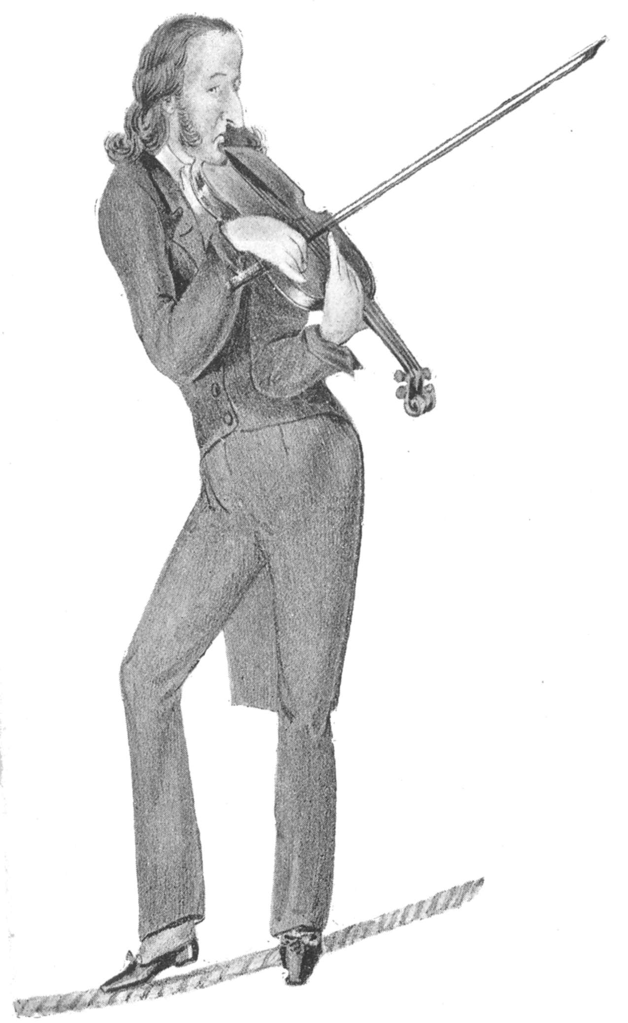 The Project Gutenberg eBook of Nicolo Paganini His Life and Work