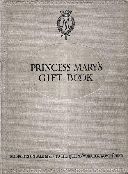 The project gutenberg ebook of princess marys gift book by j j cover fandeluxe Image collections