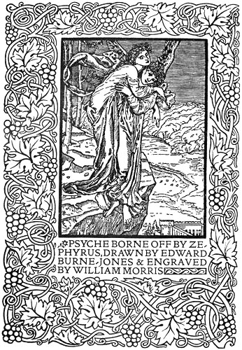 """e91d70ae82 ILLUSTRATION BY BURNE-JONES FOR PROJECTED EDITION OF """"THE EARTHLY  PARADISE"""