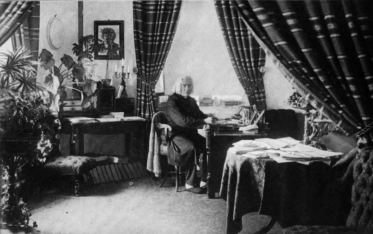 The Project Gutenberg eBook of Franz Liszt, by James Huneker.