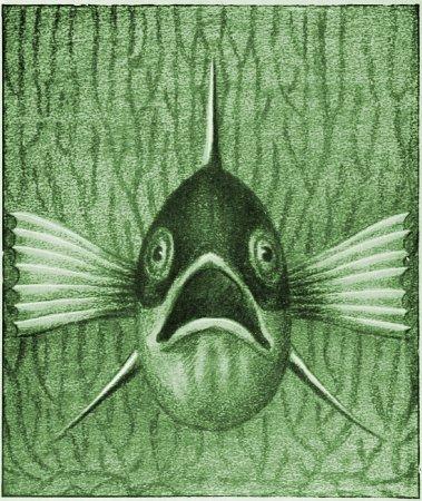 Was mich auf viel Fisch trifft, meine ich