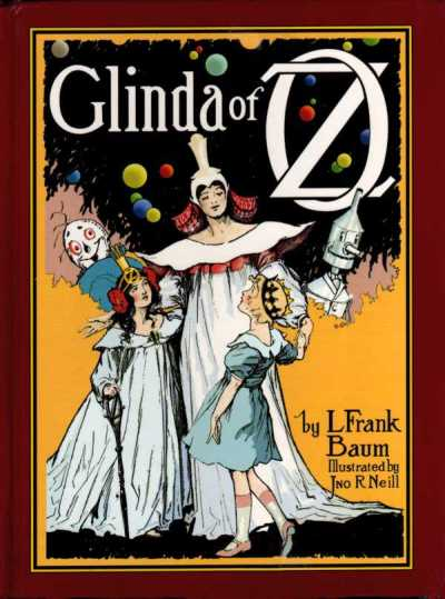 The project gutenberg ebook of glinda of oz by l frank baum glinda of oz by l frank baum illustrated by jno r neill fandeluxe Choice Image