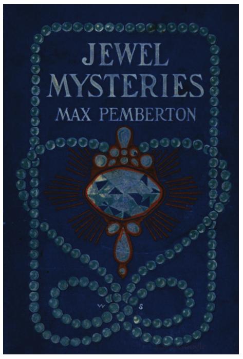 19ec184f4bf The Project Gutenberg eBook of Jewel Mysteries