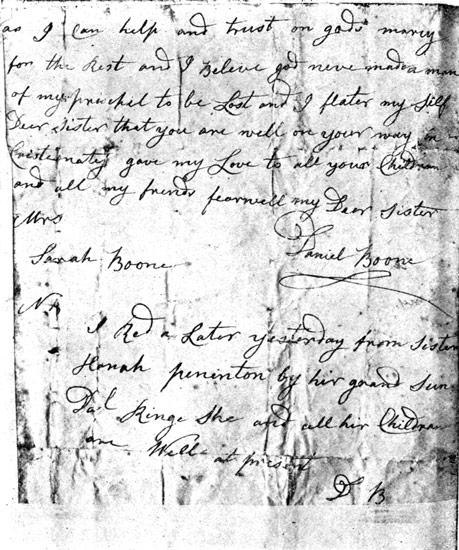 The Project Gutenberg eBook of Daniel Boone, by Reuben Gold