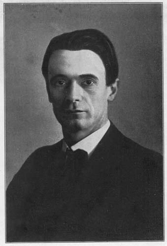 Dr. Rudolf Steiner