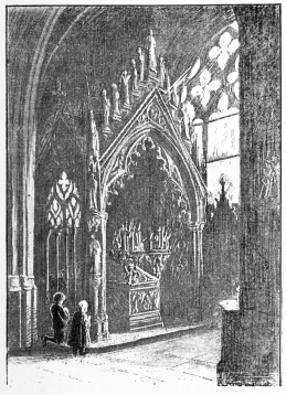 The project gutenberg ebook of the churches of paris by s sophia tomb of sainte genevive fandeluxe Image collections