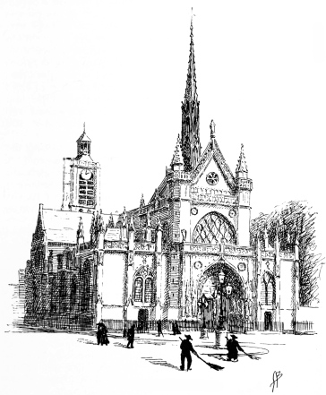 The Project Gutenberg Ebook Of The Churches Of Paris By S