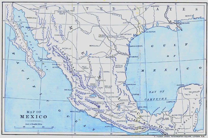 Nezahualcoyotl Mexico Map.The Project Gutenberg Ebook Of Mexico By Susan Hale