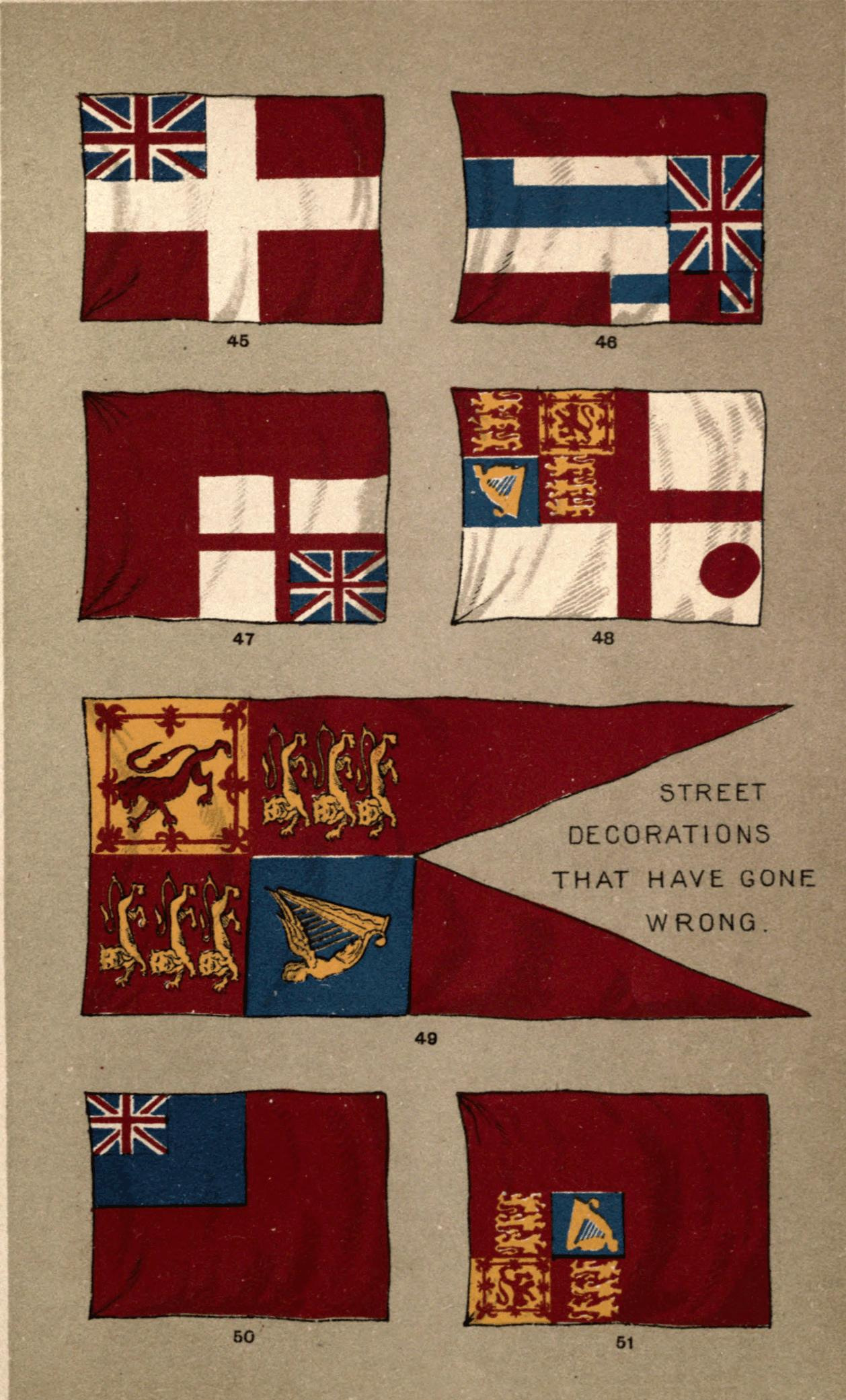 The Project Gutenberg EBook Of Flags World By F Edward Hulme