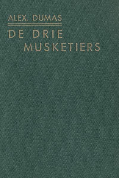 The Project Gutenberg Ebook Of De Drie Musketiers Dl I En Ii By