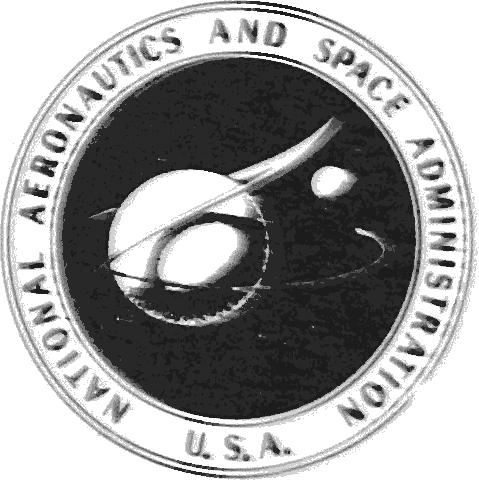 Image Gallery nasa logo 1958
