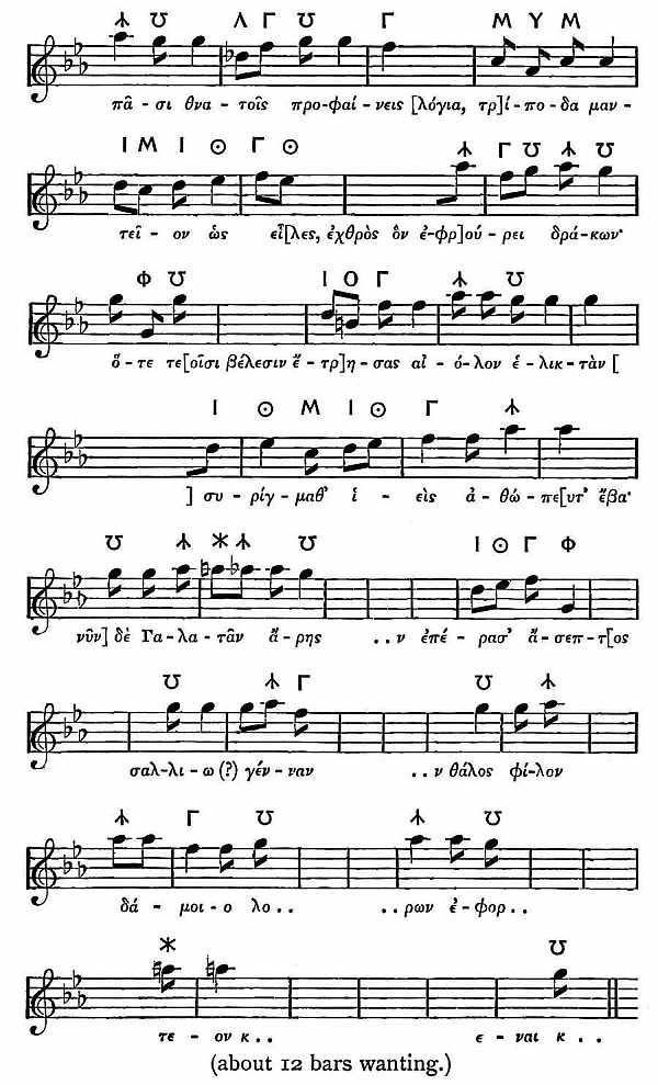 The Project Gutenberg eBook of The Modes of Ancient Greek Music, by ...