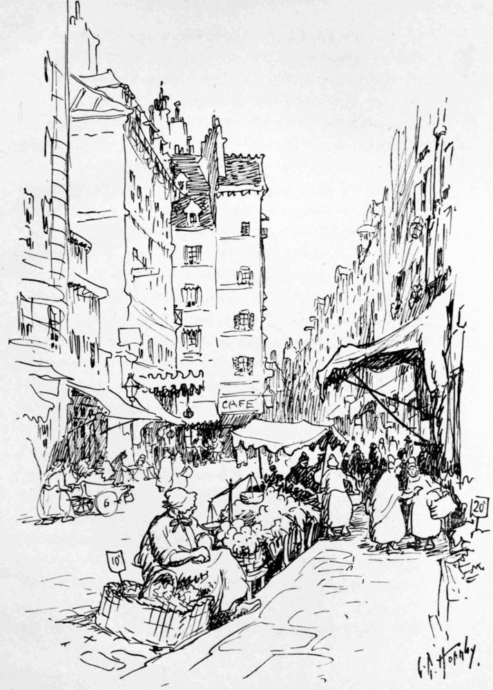 bastille market wiki