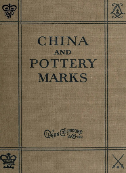 china and pottery marks u2014a project gutenberg ebook