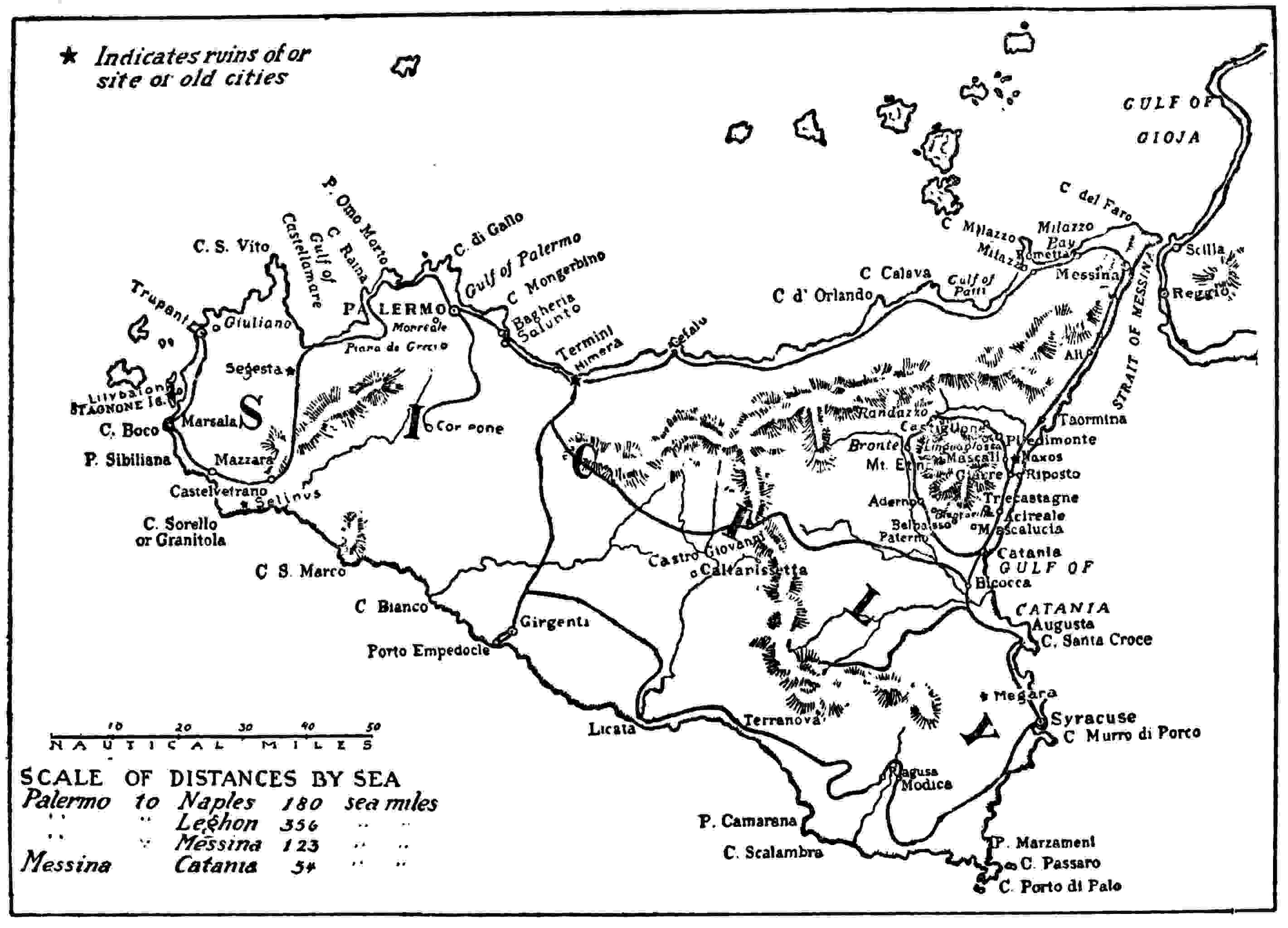 The Project Gutenberg eBook of Vistas in Sicily, by Arthur Stanley ...