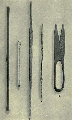 Surgical Instruments in Greek and Roman Times, by John