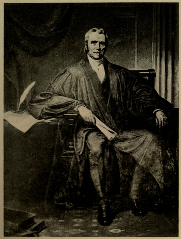 an introduction to the life of john marshall John marshall was an american lawyer and served as the fourth chief justice of the us supreme court read this biography to learn more about his childhood, life.