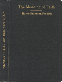 The project gutenberg ebook of the meaning of faith by harry cover fandeluxe Gallery