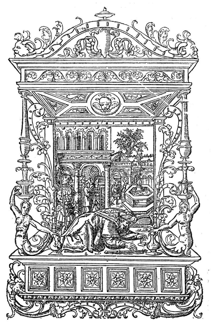 The Project Gutenberg Ebook Of A Brief History Wood Engraving Printing Press Diagram As Suggests Simon De Colines Les Heures