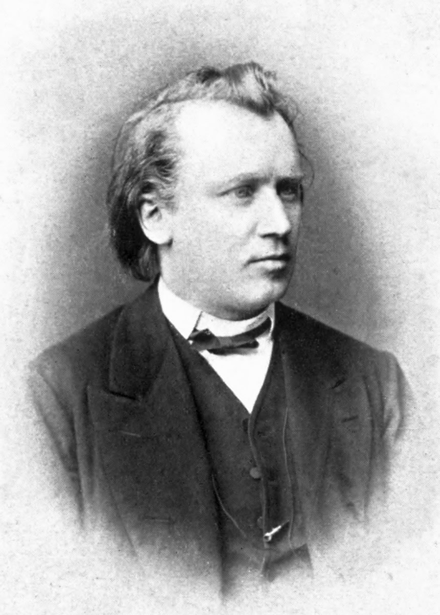The project gutenberg ebook of the life of johannes brahms in two brahms at the age of 40 fandeluxe Choice Image