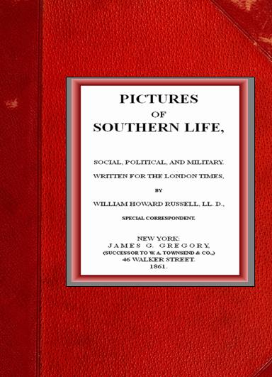 The Project Gutenberg eBook of Pictures of Southern Live 113b50a08ec77