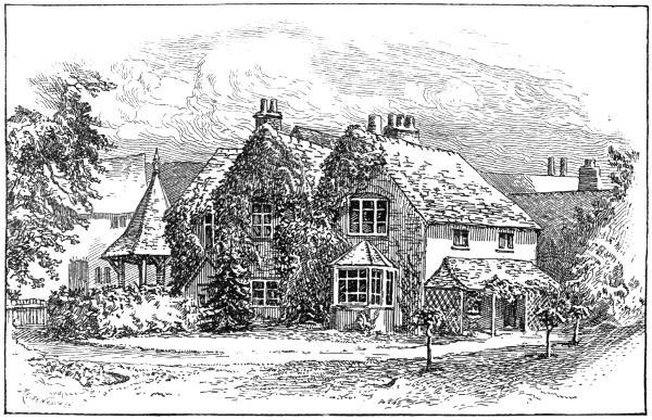 """The Cottage,"" Farnham Royal."
