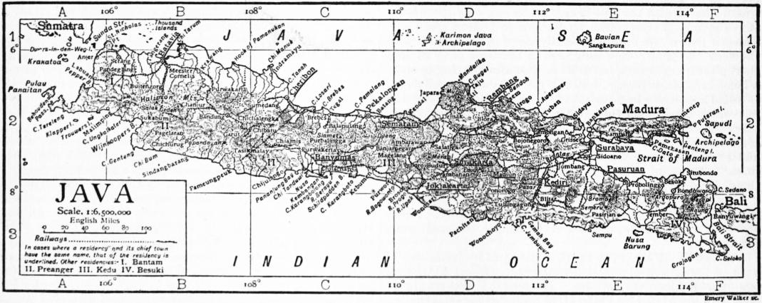The project gutenberg ebook of encyclopdia britannica volume xv from sumatra on the w java is separated by the sunda strait which at the narrowest is only 14 m broad but widens elsewhere to about 50 m fandeluxe Images