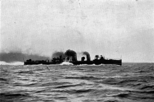 HMS Welshman-Edición Limitada Arte 25