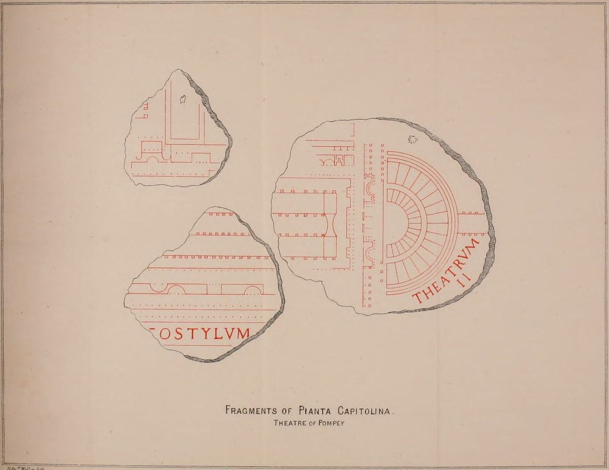 The Project Gutenberg Ebook Of Old Rome By Robert Burn Printing Press Diagram As Suggests First Idea Building Such A Magnificent Theatre Seems To Have Been Suggested Pompey His Visit At Mitylene Whither He Went After