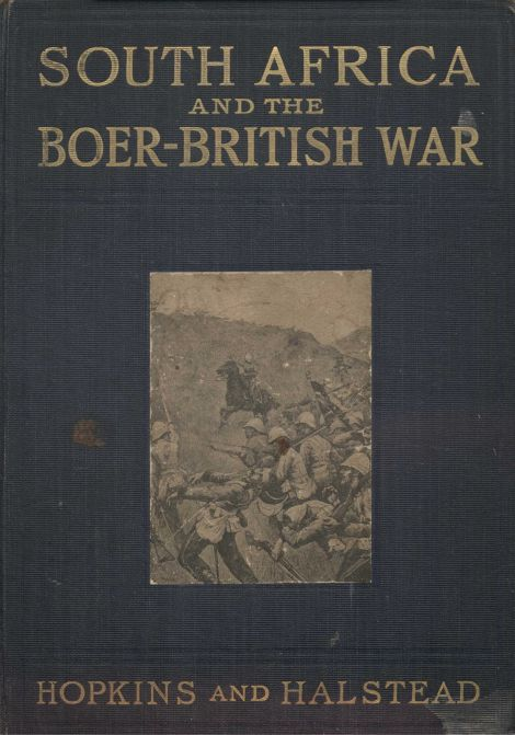The project gutenberg e text of south africa and the boer british cover fandeluxe Image collections