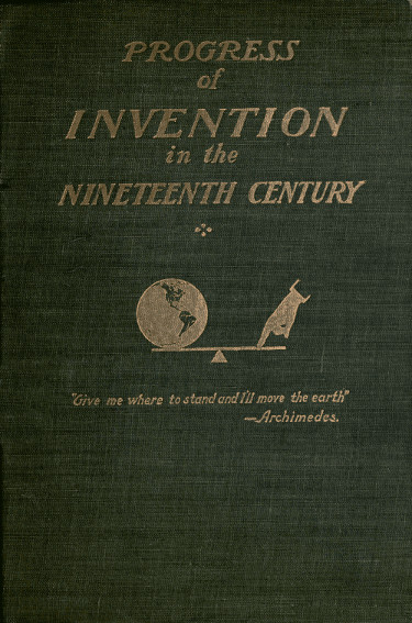 The project gutenberg ebook of the progress of invention in the the 70000 horse power station of the metropolitan street railway new york fandeluxe Image collections