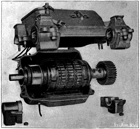 The project gutenberg ebook of the progress of invention for Electric motor repair baltimore