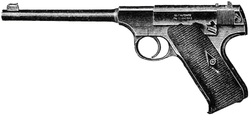 The modern pistol and how to shoot it by walter winansa project colt automatic pistol 22 target model fandeluxe Image collections